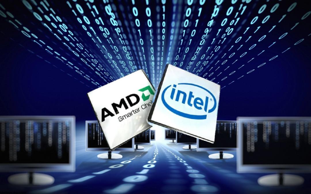 ما هو الفرق بين معالجات Intel و معالجات AMD وأيهما أفضل للالعاب2020