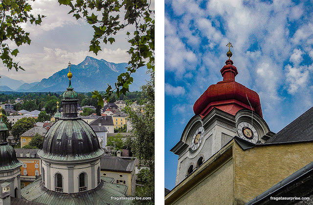 Nonnberg, Salzburgo, Áustria