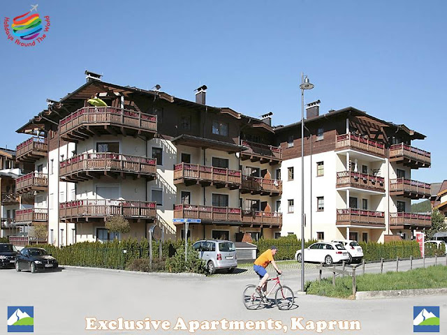 Best hotel apartments in Kaprun