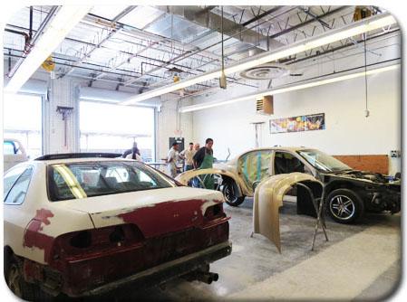 Maricopa Skill Center Program Of The Week Auto Body