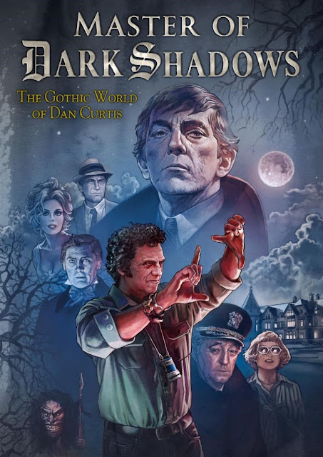 Master Of Dark Shadows Poster