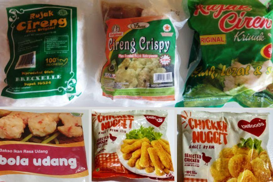Agen Frozen Food Bogor Grosir Dan Eceran