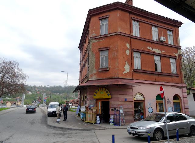 Hardware store in Tuzla, Bosnia & Herzegovina
