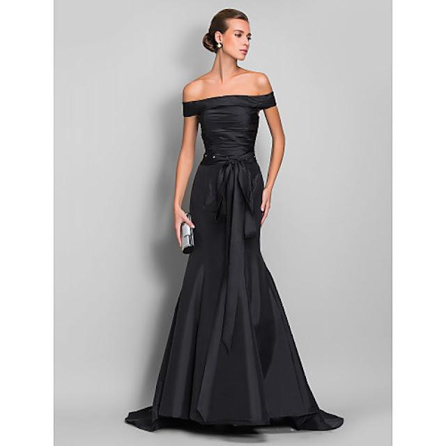 New Zealand Formal Evening Dress Black Tie Gala Dress Open