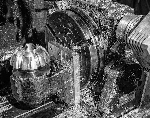 CNC, Machining, Image