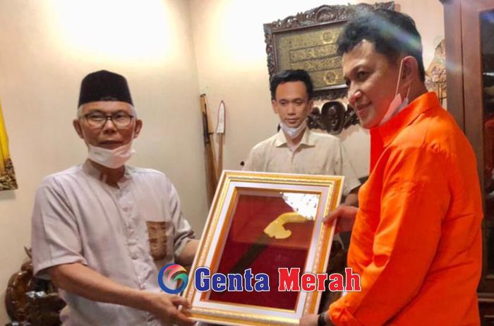 Tekankan Pelestarian Budaya Lampung, Raja Kepaksian Pernong Kunjungi BPLKTK Lampura