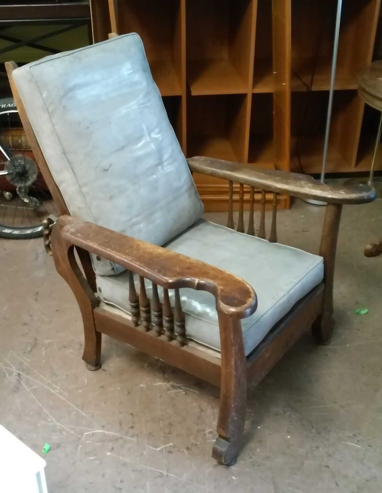 morris chairs for sale behind the chair ombre uhuru furniture and collectibles sold reduced antique