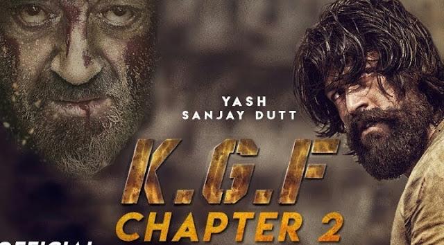 KGF Chapter 2  Release Date Kannada Movie