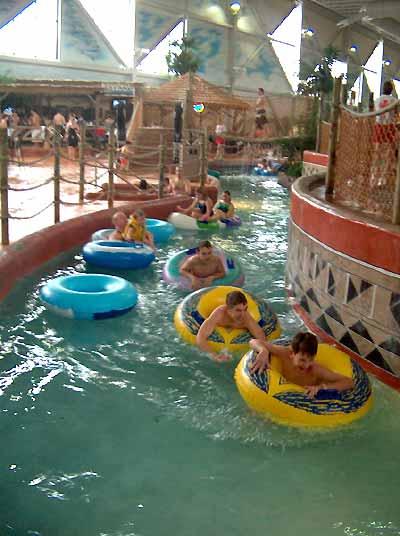 Florida Disneyland Kalahari Waterpark Pictures