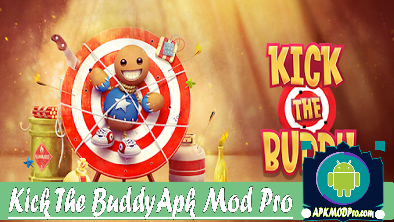 Kick the Buddy Mod Apk 1.0.6 [Unlimited money] Terbaru 2020
