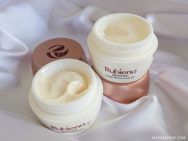 RUBIENA Brightening Series Day & Night Moisturizing Gel