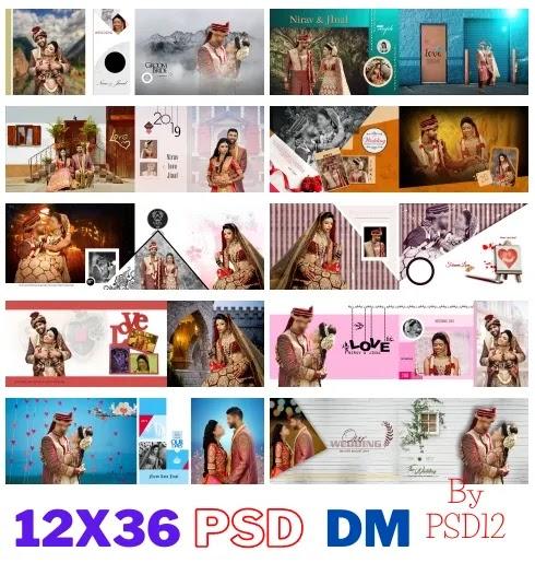 12x36 PSD DM