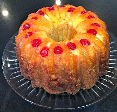 My Mother S Apron Strings Upside Down Pineapple Bundt Cake