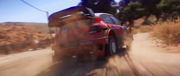 WRC 7 contará con Epic Stages asemejándose a la realidad