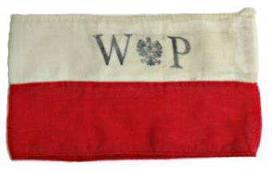 Warsaw Uprising Armia Krajowa Armband 1944