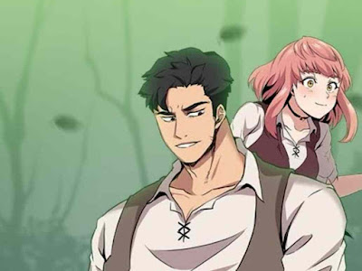 Baca Webtoon The Macho Florist Full Episode