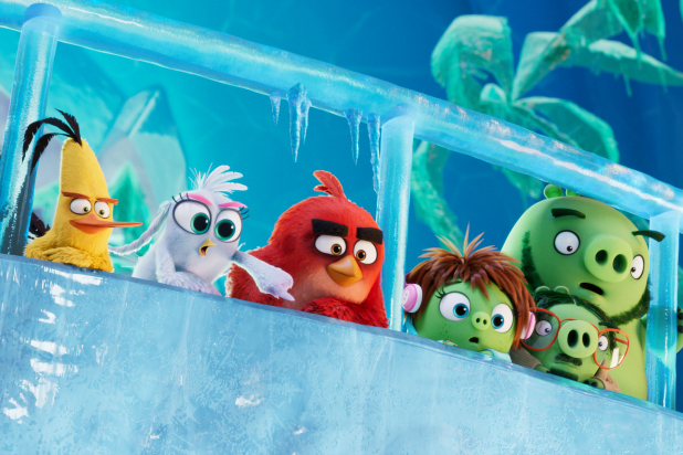 The Angry Birds Movie 2 Dvd Review