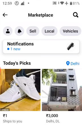 Meesho Product Facebook पर Sell कैसे करे