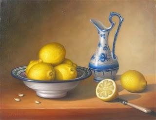 naturalezas-muertas-elementos-simples-rústicos-y-cotidianos bodegones-pinturas-simples-elementos