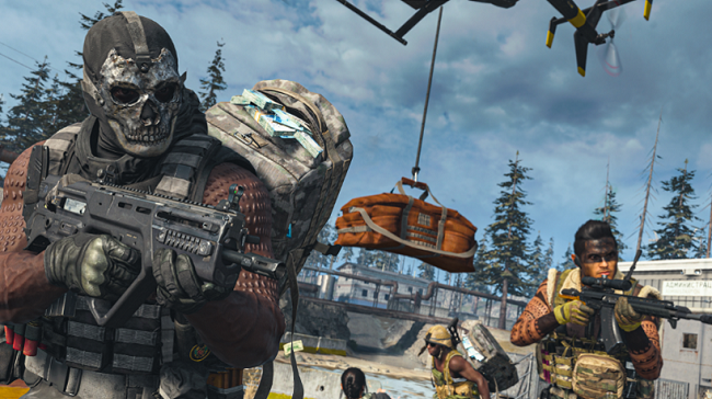 Call of Duty: Warzone/Activision/Reprodução