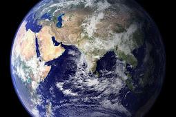 Teori Cermin : Bentuk Bumi Bulat Menurut Al-Quran