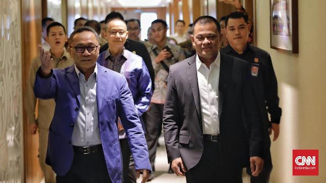 PKB, PKS Dan PAN Bertemu Gatot Nurmantyo?