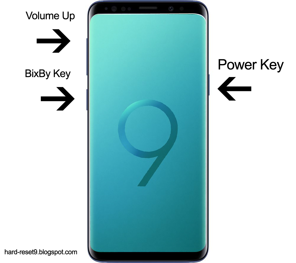 How To hard reset samsung s25 Android Smartphone Tutorial