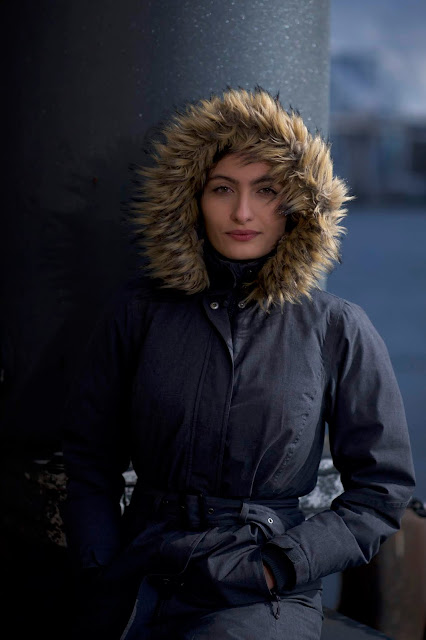Ria docklands coat