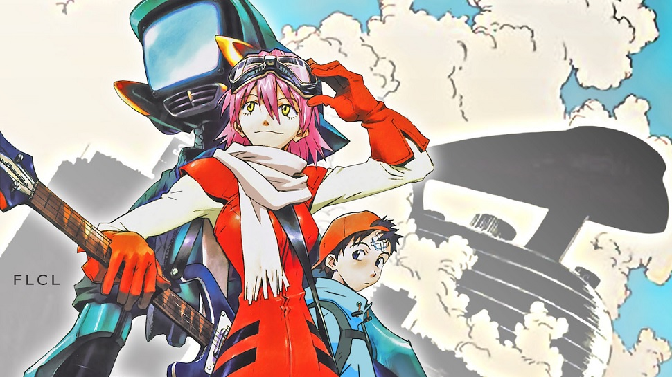 Adult Swim Reveals FLCL/Furi Kuri Anime 2nd And 3rd Season Promo Video.
