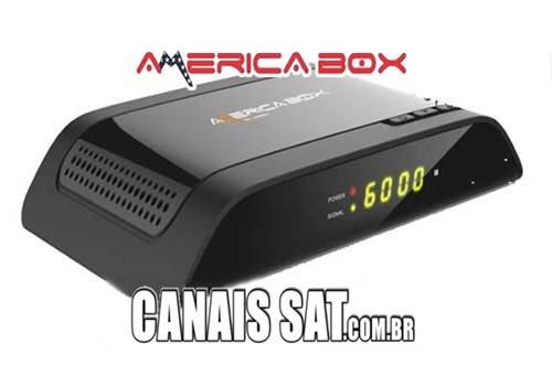 Americabox S105 Atualização V2.56 - 07/04/2021