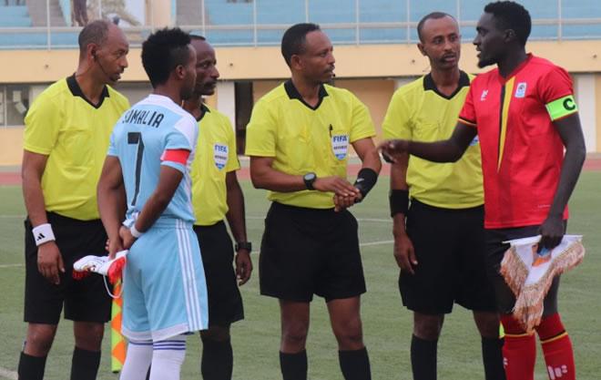 أوغندا تفوز على الصومال في ذهاب تصفيات بطولة أمم أفريقيا للّاعبين المحليين