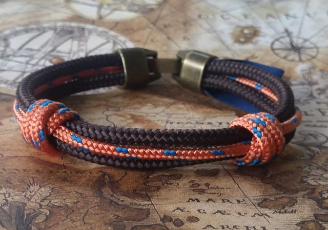 Pulsera náutica - Nautical Bracelet