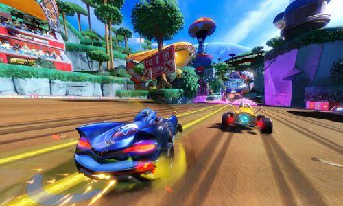 Download Team Sonic Racing PC Game Full Version Free