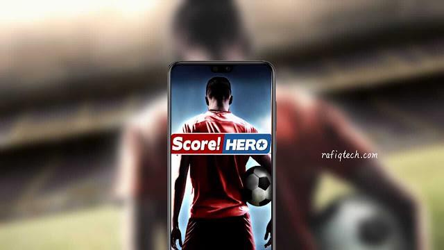 تحميل لعبة سكور هيرو Score! Hero mod APK أحدث إصدارمجانا  [أموال غير محدودة ]