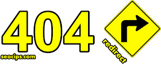 Halaman Error 404 seocips