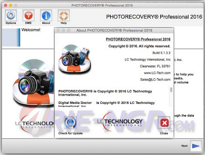 Photorecovery Professional 2017 5.1.6.0 Full Version
