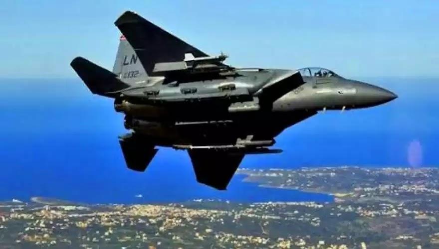 Αίτημα Ελλάδας προς ΗΠΑ για απόκτηση μιας Μοίρας F-15C/D... ναυτικής κρούσης!