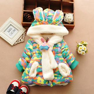 Mantel Atau Jaket Bayi Untuk Musim Dingin 10