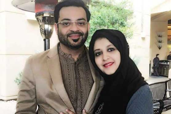 Aamir Liaquat divorced his first wife Syeda Bushra Iqbal