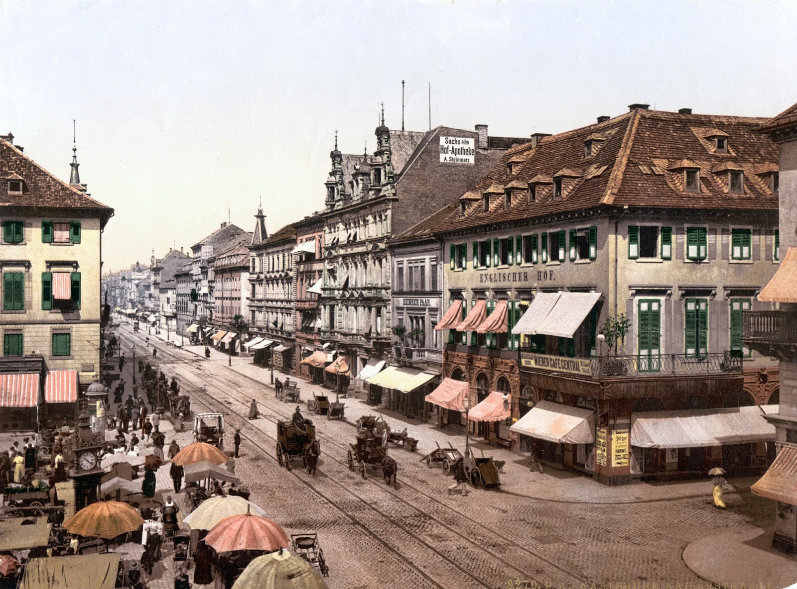 History in Photos: Photochroms - Germany