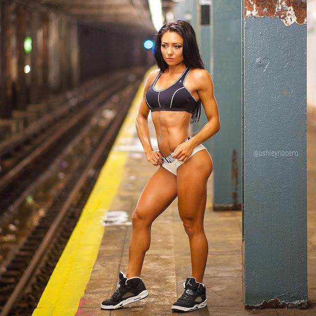 Ashley Nocera tits