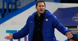 Man United fans call out British media over Lampard hypocrisy