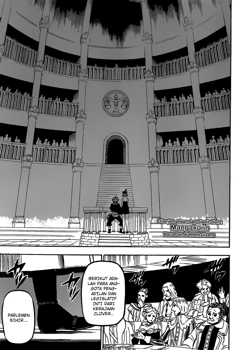 Black Clover: Chapter 217 - Page 5