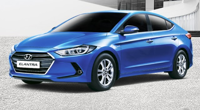 Hyundai Elantra booking open launch in 3 October.