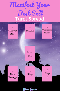 Best Self Tarot Spread
