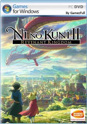 descargar Ni no Kuni II Revenant Kingdom pc full español mega y google drive.