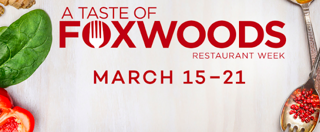 Taste of Foxwoods Spring 2021
