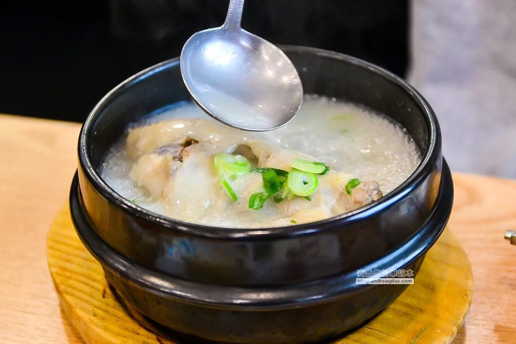 海雲台名品人參雞湯,海雲台必吃美食,海雲台蔘雞湯