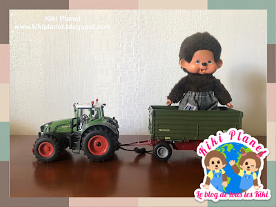 kiki monchhichi humour funny story mamy vintage jouet toys cute kawaii