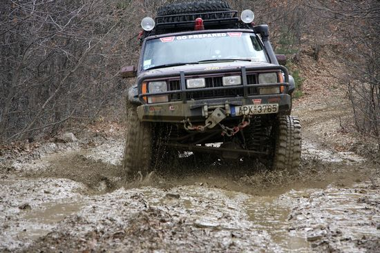 Off road συγκινήσεις σε 110 χιλιόμετρα διαδρομής στην περιοχή του Ναυπλίου